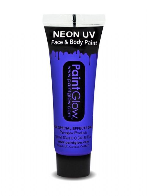 Neon UV - Face and Body Paint - Blue